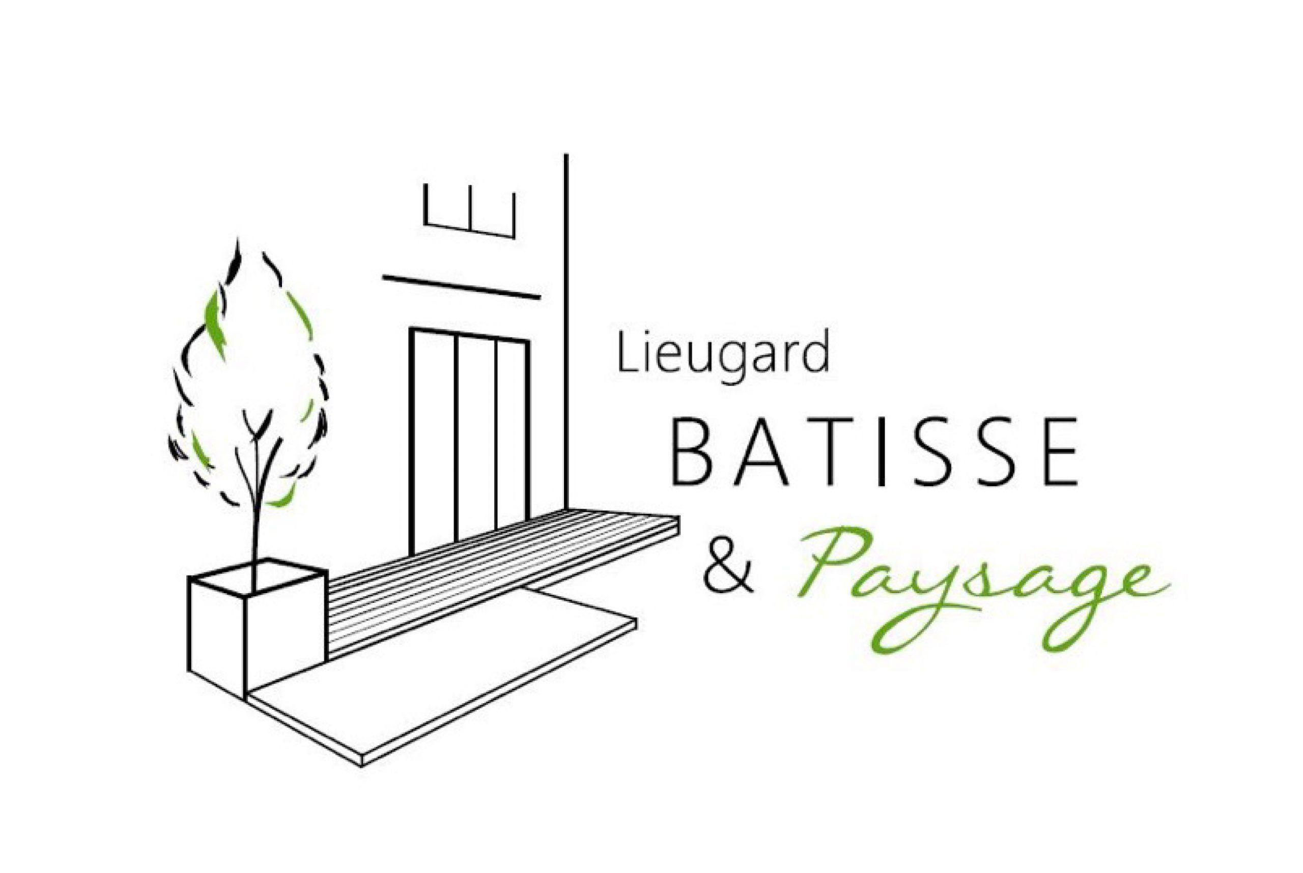 création graphique pour Lieugard batisse et paysage