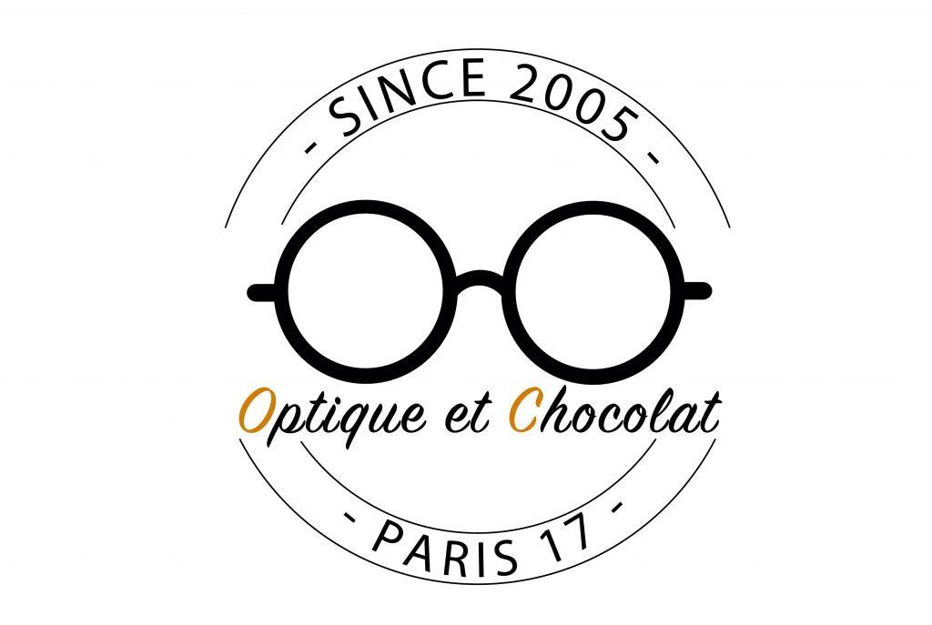 création de logo pour opticien par 7essentiels