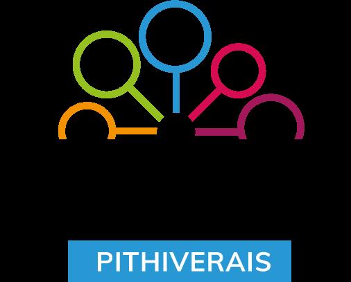 logo mission locale de pithiviers par 7 essentiels